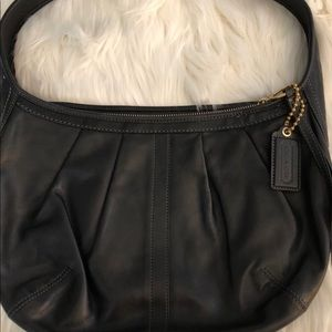 Coach Leather Bucket Purse